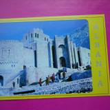 HOPCT20905 ALBANIA -MUZEUL NATIONAL GJORGJ KASTRIOTI -SKANDENBERG [NECIRCULATA], Printata