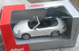 Macheta metal 1/43 - Porsche 911 Cabrio -  Schuco Junior - Noua in cutie