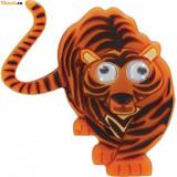jibbitz CROCS - bijuterii/accesorii pentru saboti de guma - Tiger