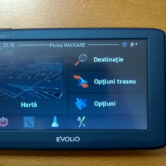 GPS Evolio Hi-Speed 4.3 Camion, Taxi, Autoturism etc. FULL EUROPA 2015 IGO PRIMO, Toata Europa, Pda cu GPS inclus, 32 canale, Redare audio: 1