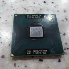 Procesor laptop Intel celeron T3000 dual core 1.80/1M/800 socket P, 1500- 2000 MHz, Numar nuclee: 2, P