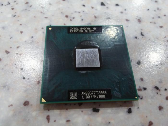 procesor laptop Intel celeron T3000 dual core 1.80/1M/800 socket P