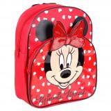 Ghiozdan Rucsac Copii Minnie Mouse original, Rosu