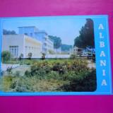 HOPCT20907 ALBANIA -PLAJA DURES -CENTRUL TURISTIC [NECIRCULATA], Printata