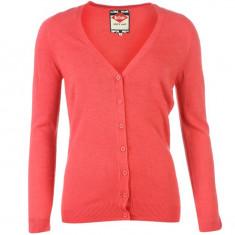 Bluza Pulover Dama Lee Cooper original - marimea XL, Roz, Bumbac
