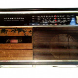 Radiocasetofon vintage Lowe Opta ALL BAND- RECORDER TC-80 (defect)
