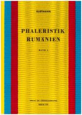 Phaleristik Rumanien Klietmann - catalog ordine decoratii medalii romania - RARA foto