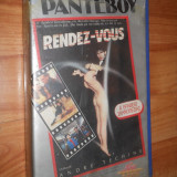 RENDEZ -VOUS / PANTEBOY - ( 1985 ) - FILM DE COLECTIE CASETA VIDEO VHS - Film Colectie, Engleza