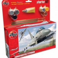 Kit constructie avion Eurofighter Typhoon - Jocuri Seturi constructie Airfix