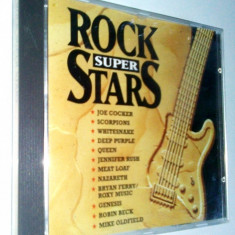 Rock super Stars - compilatie 1995 - Virgin Records ( CD ) - Muzica Rock