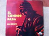 los tokos el condor pasa vinyl disc lp muzica latino folclor america latina
