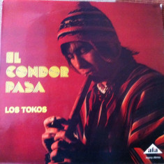 Los tokos el condor pasa vinyl disc lp muzica latino folclor america latina, VINIL