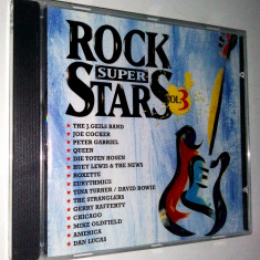 Rock super Stars -Vol. 3 - compilatie 1997 - Virgin Records ( CD ) - Muzica Rock