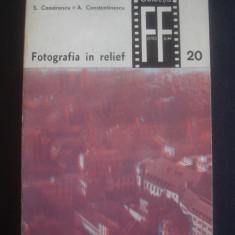 S. COMANESCU, A. C-TINESCU - FOTOGRAFIA IN RELIEF