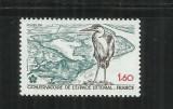 F 131 -  PASARI    FRANTA  -    SERIE   NESTAMPILATA, Stampilat