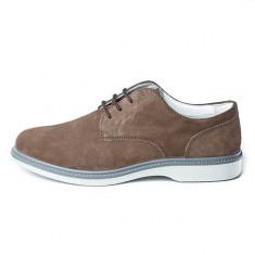 Pantofi Grisport pentru barbati (GR42003V36) - Pantof barbat Grisport, Marime: 40, 41, 43, Culoare: Maro, Piele naturala