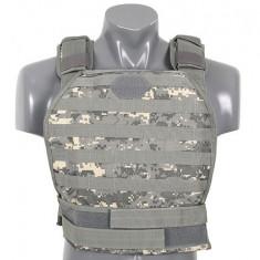 Vesta tactica Armor plate Carrier ACU [8FIELDS] - Echipament Airsoft