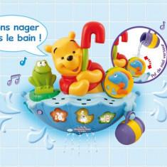 Jucarie muzicala Vtech pentru baie cu ursuletul Winnie - Instrumente muzicale copii