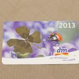 Calendar de buzunar DM 2013 - Calendar colectie