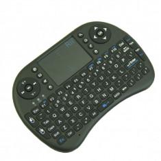 Tastatura wireless air mouse I28 universala TV media player tv box, Mini tastatura, Fara fir