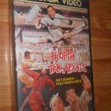 ARHATS IN FURY ( 1985) - FILM DE COLECTIE CASETA VIDEO VHS - Film Colectie, Engleza