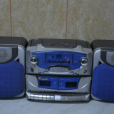 Combina Audio Domotec,Radio,CD,Tape/Casete.DOMOTEC GERMANY cu DEFECTE