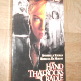 THE HAND THAT'S ROCKS THE CRADLE ( 1992) - FILM DE COLECTIE CASETA VIDEO VHS