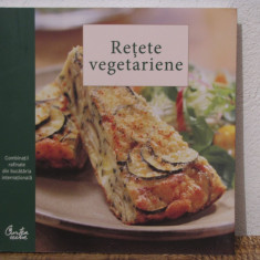 RETETE VEGETARIENE-COMBINATII RAFINATE DIN BUCATARIA INTERNATIONALA