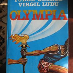Olympia - Tudor George, Virgil Ludu - Carte sport