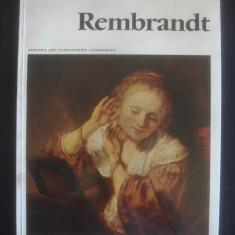 REMBRANDT * MASTERS OF WORLD PAINTING * ALBUM, Alta editura