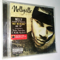 Nellyville - Universal Records ( CD ) - Muzica R&B