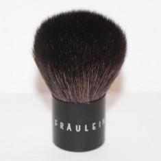 Pensula pudra sau fard obraz blush kabuki stufoasa Fraulein38