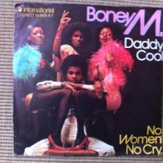 Boney m daddy coll no woman no cry disc single vinyl disco funk soul pop 1976 - Muzica Pop, VINIL