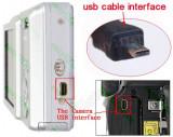 Cablu date USB Nikon CoolPix 2200, 3100, 3200, 3700, 4100,5200, 5600 7900  8800