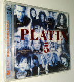 Platin Vol. 5 - compilatie pop 1998 Virgin( 2CD ), CD, virgin records