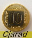 Moneda 10 Dinari - RSF YUGOSLAVIA 1988 *cod 2086 --- A.UNC, Europa