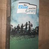 THE BLUE AND THE GRAY - ( 1982 TV MINI SERIES ) FILM DE COLECTIE CASETA VHS - Film Colectie, Caseta video, Engleza