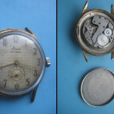 CEASURI MANA vechi- Vintage2. Herma Champion 1940-50-ceas barbat mana elegant - Ceas de mana
