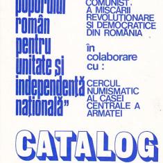 bnk div - CCA cercul numismatic - Catalog expozitie 1979