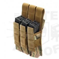 Portincarcator triplu MP5 coyote [8FIELDS]