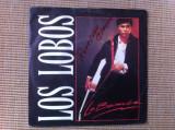 Los lobos la bamba charlena disc single vinyl 1987 muzica rock soundtrack film, VINIL