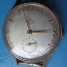 CEASURI MANA vechi1. Ceas vechi SMITHS Empire England, stainless steel, function - Ceas de mana