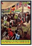 NOUA ZEELANDA 1990  - SEMNAREA TRATATULUI  WAITANGI- COLITA  NESTAMPILATA