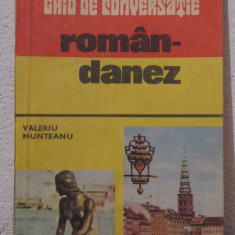 GHID DE CONVERSATIE ROMAN -DANEZde VALERIU MUNTEANU