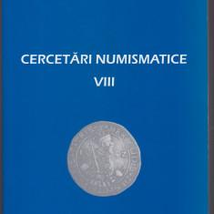CERCETARI NUMISMATICE vol. VIII.2002 Muzeul National de Istorie a Romaniei - Arheologie