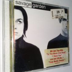 Savage Garden - Columbia- 1997 ( CD ) - Muzica Pop