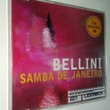 Bellini- Samba de Janeiro 1997 -  ( CD )
