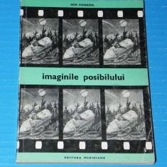IMAGINILE POSIBILULUI - ION HOBANA. Filmul sf. Biblioteca cinefilului (05023 - Carte Cinematografie