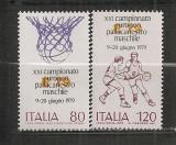 Italia.1979 C.M. de baschet Torino  SI.962