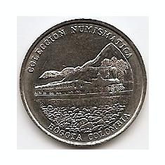 Jeton - Casa de moneda, Coleccion Numismatica, Bogota - Colombia - Jetoane numismatica